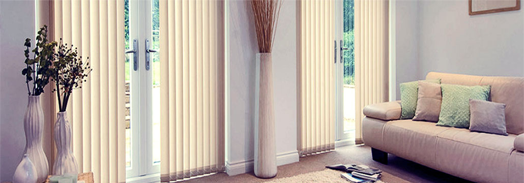 Vertical Window Blinds Leicester & Nottingham