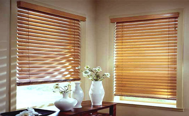Wooden Venetian Blinds Nottingham, Wood Window Blinds ...