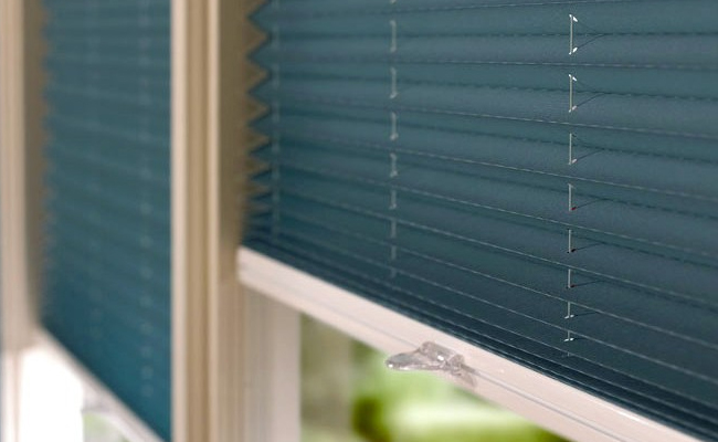 Pleated Blinds Sutton in Ashfield
