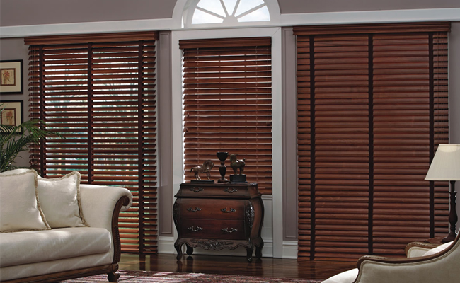Wooden Venetian Blinds Leicester